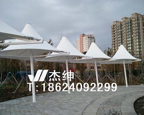 牡丹江密山航空公园景观膜结构