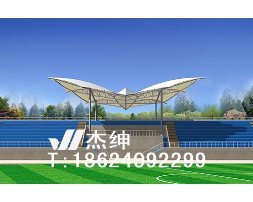 鞍山13中学新校区膜结构