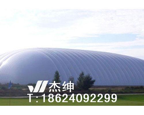 充气膜足球馆