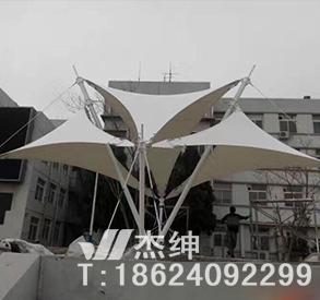 辽宁石化学院景观膜结构