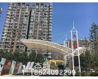 沈阳市第一人民医院膜结构