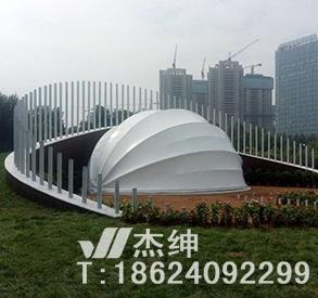 沈阳朗朗钢琴广场膜结构