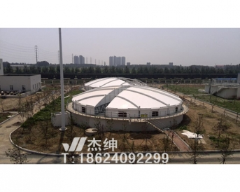 沈阳西部污水处理厂